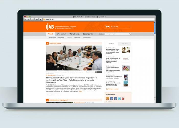 IJAB – Fachstelle für Internationale Jugendarbeit